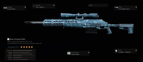 loadout warzone duty call hdr attachments take perk mags