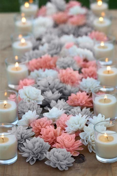 Coral Grey Weddings On Pinterest