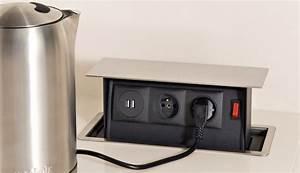 Prise Electrique Plan De Travail : les accessoires astucieux ~ Dailycaller-alerts.com Idées de Décoration