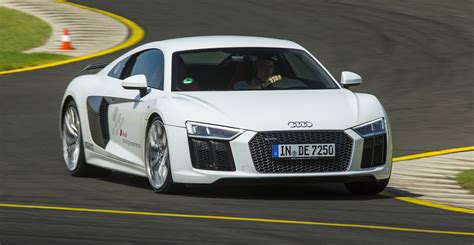 Audi R8 Price by 2016 Audi R8 V10 R8 V10 Plus Pricing And Specifications