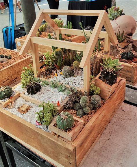Grandma Garden (สวนคุณยาย น้องข้าวปั้น): เทคนิคการจัดสวนถาดแคคตัสสำหรับแข่งขัน สวนคุณยายน้องข้าว ...