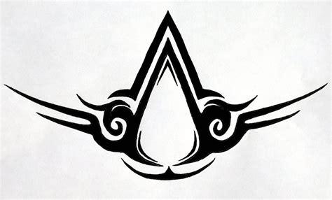 Tribal Assassin's Creed Logo By Nyvz On Deviantart