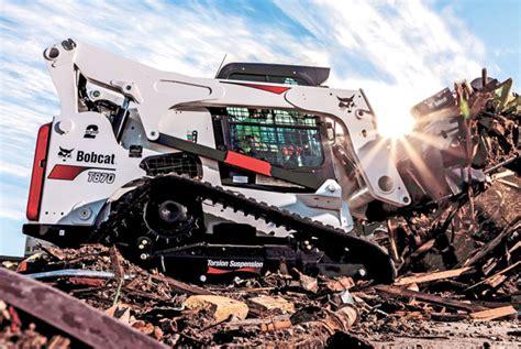bobcat t870 loader biggest track tracks loaders monster largest compact dealers airy mount market seller equipment woodstock keeps adding ones