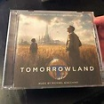 TOMORROWLAND ~ OUT OF PRINT Soundtrack CD (Disney/Michael ...