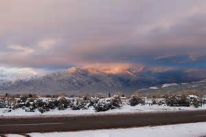 Taos New Mexico Landscape