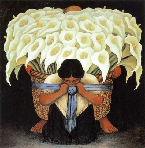 series of flower diego rivera wholesale china oil painting picture frame