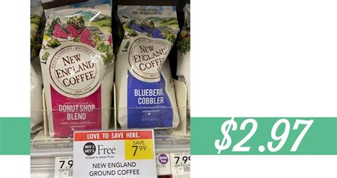 Do you know the differences between cold brew and iced coffee? New England Coffee for $2.49 at Publix - My Discount