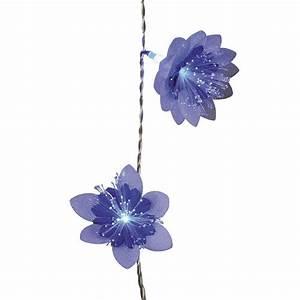 Guirlande Lumineuse Fleur : guirlande lumineuse guirlande cocooning decoration lumineuse eminza ~ Teatrodelosmanantiales.com Idées de Décoration