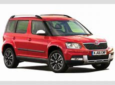 Skoda Yeti SUV 20092017 prices & specifications Carbuyer