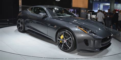 2016 Model Year F-type Range With All-wheel Drive And