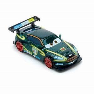 Disney Pixar Cars Neon Racers Nigel Gearsley Diecast Car