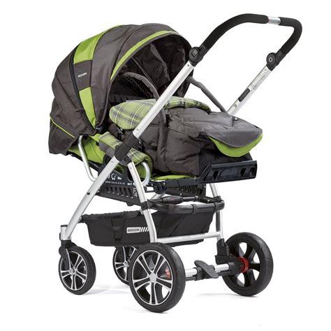 Kinderwagen mit Wechselachse Vergleich ++ Buggy F4 von