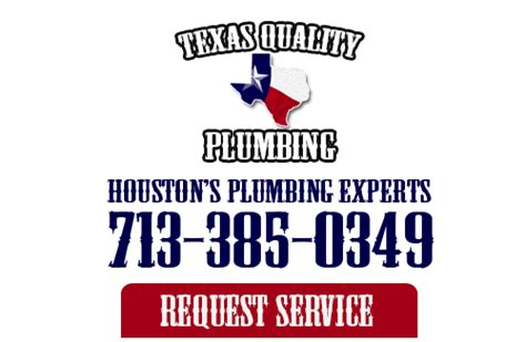 Houston Plumber & Plumbing Company