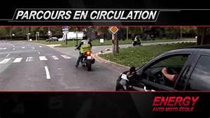 Auto Ecole Energy : permis moto 2013 energy parcours en circulation youtube ~ Medecine-chirurgie-esthetiques.com Avis de Voitures