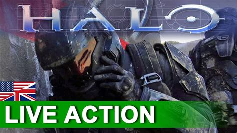 Halo 3 Landfall Live Action Short Movie Official