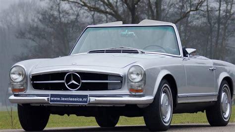 We have 62 cars for sale for mercedes sl pagoda, from just $11,500. 1970 Mercedes-Benz 280 SL 'Pagoda' for sale, a vendre, verkauf, te koop - YouTube