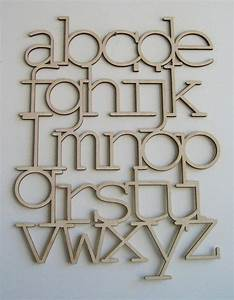 laser cut wooden letter alphabet random cool stuff With laser cut out letters