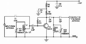 antenna project page 2 antenna circuits rf circuits With radio waves diagram science and technology of wwii