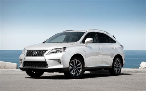 2018 Lexus Rx 350 F Sport First Test Photo Gallery Motor