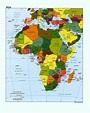 Africa Maps | Africa