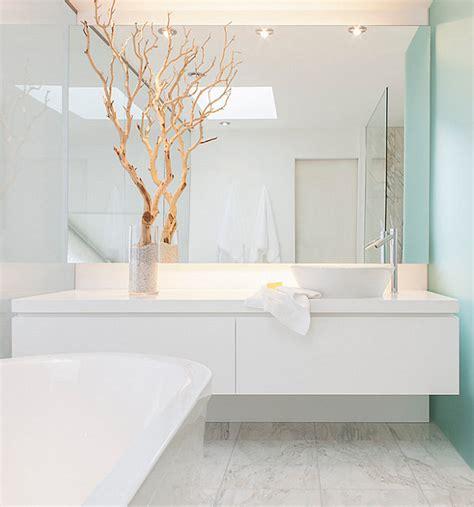 bathrooms  showcase minimalist design