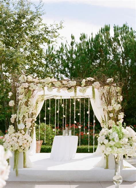 17 Best Images About Wedding Arches And Huppahs On Pinterest