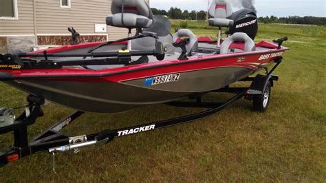 Used Pontoon Boats Bass Tracker by Bass Tracker 2012 For Sale For 1 Boats From Usa