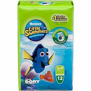 Huggies Swimmers Size Chart Huggies Little Swimmers Disposable Swimpants Choose Your