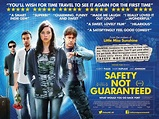 Movie Review: Safety Not Guaranteed - Escape Pod