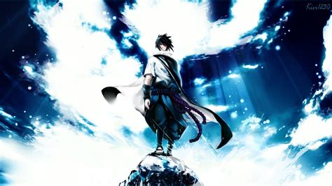 Sasuke Cool Anime Hd Wallpaper Wallpaper