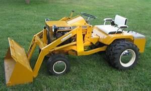 Allis Chalmers B10 Garden Tractor Parts