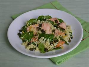 Salat Mit Spinat : hirse spinat salat mit stremellachs von ars vivendi ~ Orissabook.com Haus und Dekorationen