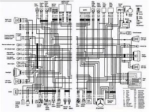 1996 Suzuki Intruder 1400 Wiring Schematic