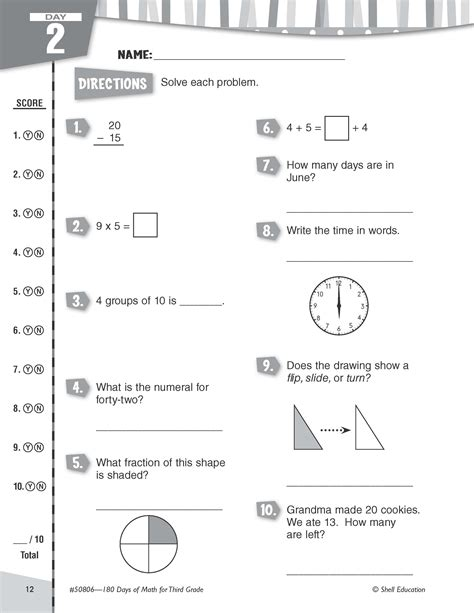 gifted and talented third grade math gift ftempo