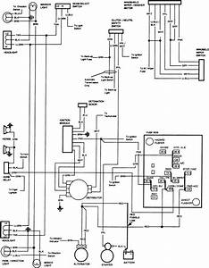1976 Chevy K 5 Wiring Diagram