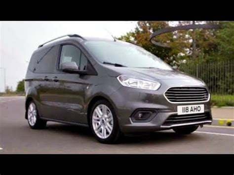 ford tourneo courier 2018 2018 ford tourneo courier walkaround driving