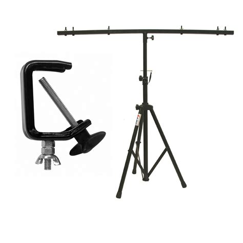 pro dj lighting tripod stand t bar truss light fixture par