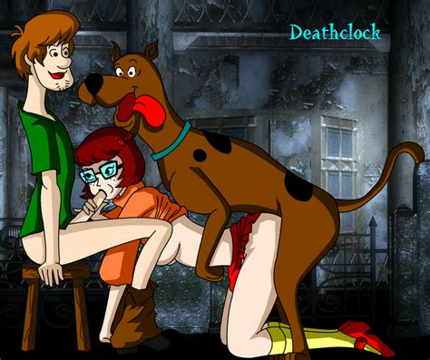 Rule 34 Breasts Deathclock Dog Scooby Scooby Doo Sex