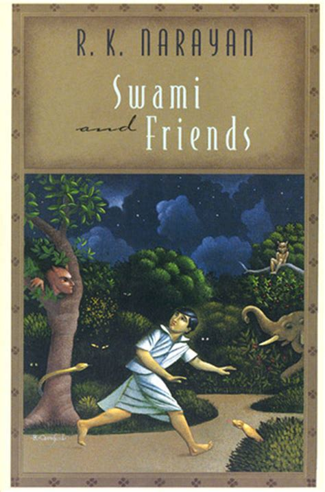 swami  friends  rk narayan