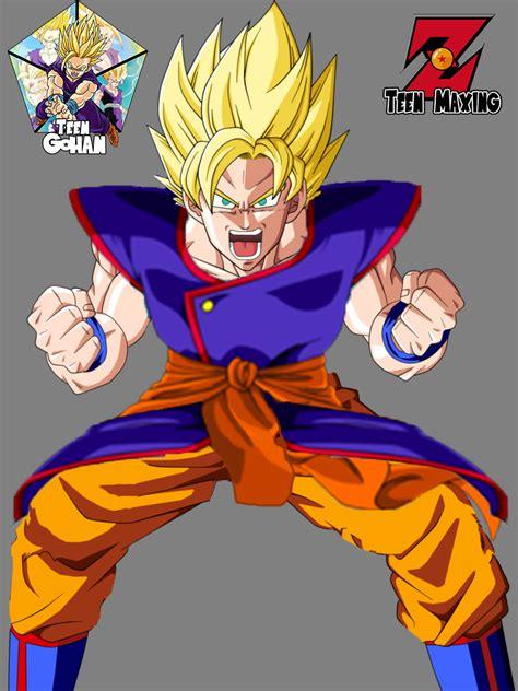 Dragon Ball Z Supreme Goku Fanart By Teenmaxing On Deviantart