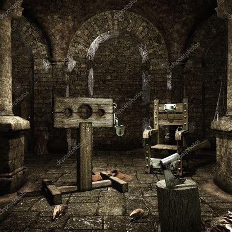 chambre des tortures chambre de médiévale photo 37365349
