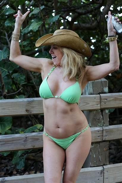 Ramona Singer Bikini Beach Miami Hawtcelebs