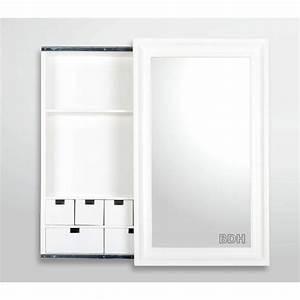 Spiegelschrank Mit Schiebetür : spiegelschrank badspiegel spiegel badezimmer schrank schiebet r schminkspiegel bad ideen ~ Markanthonyermac.com Haus und Dekorationen