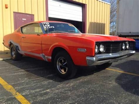 barn find 1968 mercury cyclone gt buy american muscle car