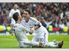 Cristiano Ronaldo contract Arsenal playmaker Mesut Ozil