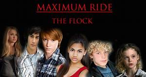 Maximum Ride The Flock by I-threw-it on DeviantArt