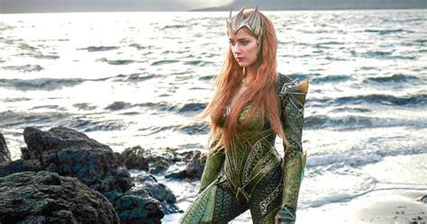 Aquaman Video Teases Amber Heard's Fight Training As Mera