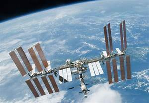 NASA Releases 4K Footage Of Life On International Space ...