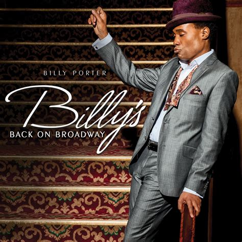 Billy Porter Back Broadway Black Grooves