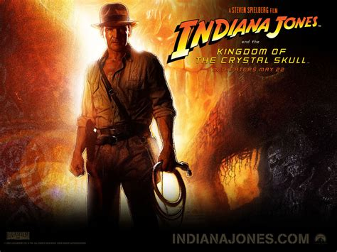 indiana jones   kingdom   crystal